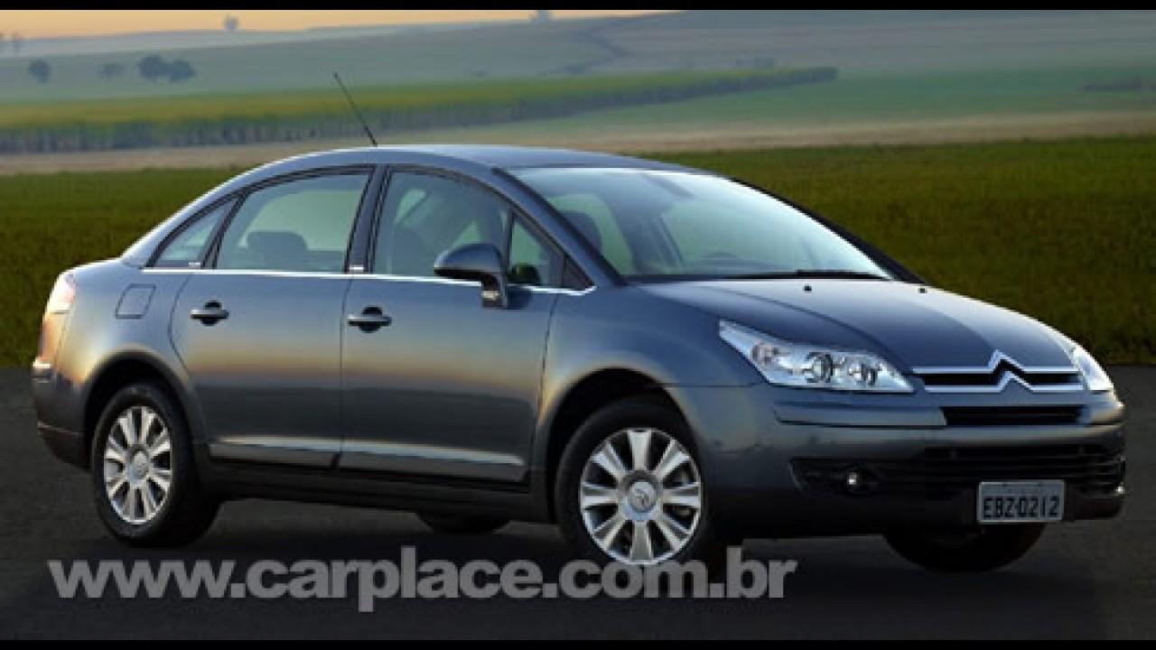 Por R$ 64.990 - Citroën ofecere câmbio automático grátis para o C4 Pallas Flex