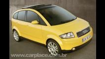 Audi trabalha em nova geração do compacto A2 para acompanhar mercado