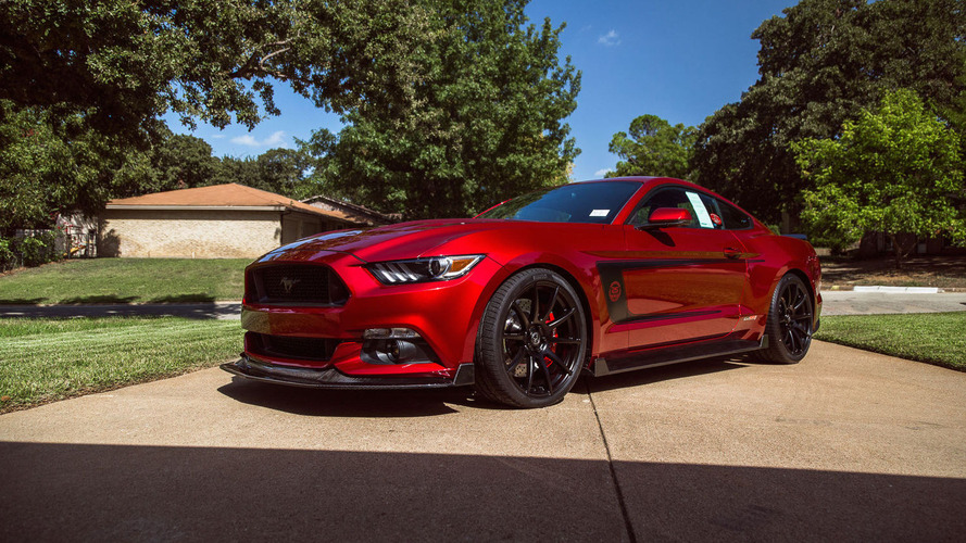 2016 Hennessey Mustang hits eBay with an impressive price tag