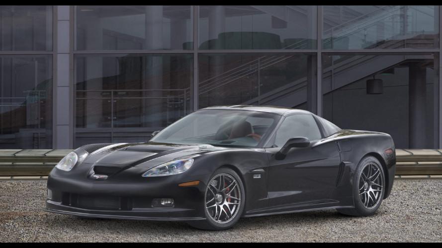 La Corvette C6RS di Jay Leno