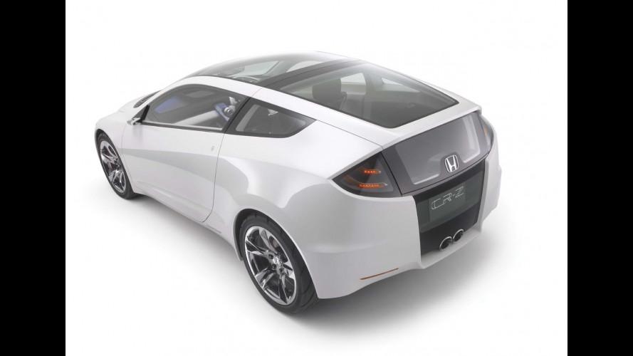 Honda CR-Z sarà in Europa nel 2009