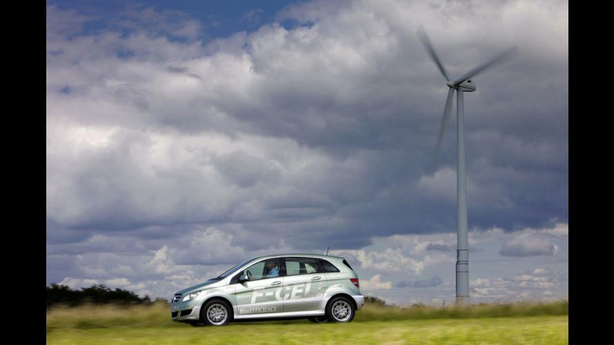 Daimler con Renault e Nissan per la tecnologia fuel cell