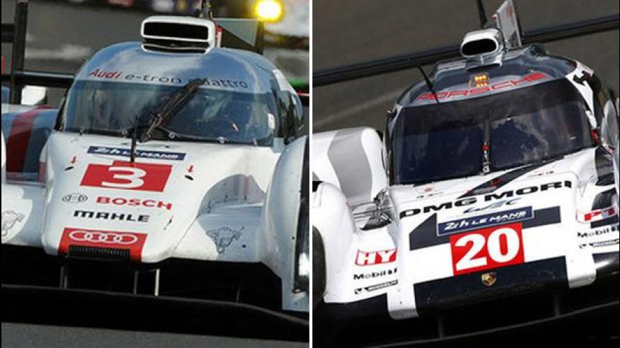 Audi e Porsche, che fratelli coltelli