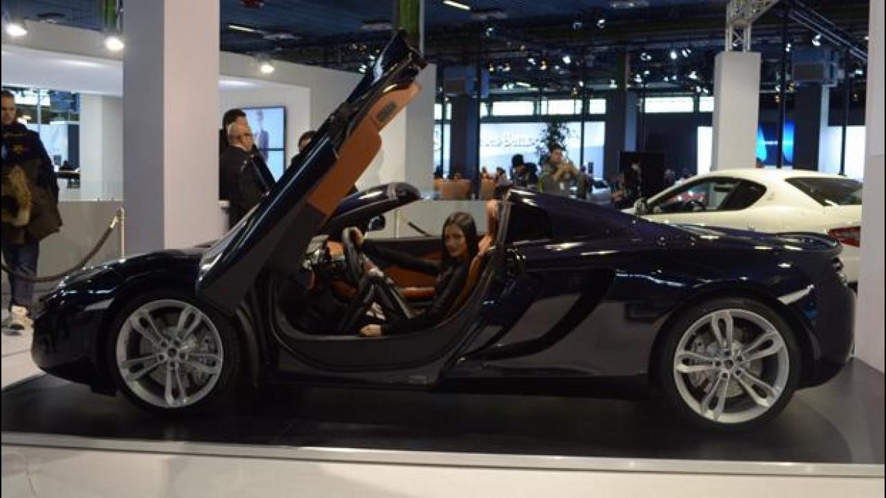 [Copertina] - Motor Show 2012: icone di popolarità e icone di lusso