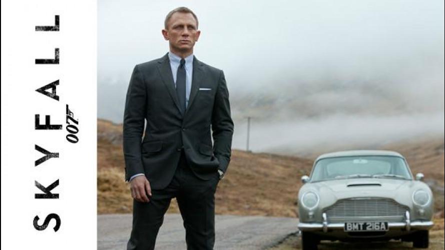 007 Skyfall: il ritorno dell'Aston Martin DB5