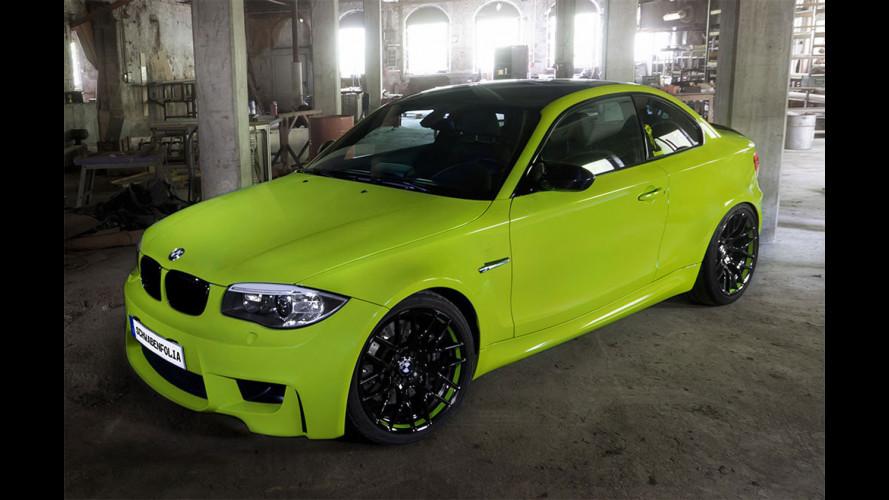 BMW Serie 1 M Coupé by Schwabenfolia