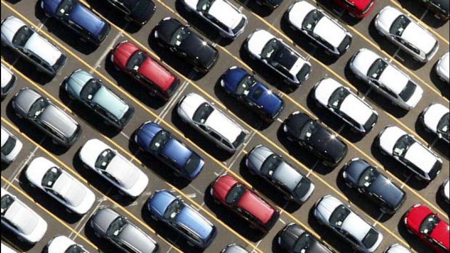 Mercato auto usato: +6,6%, un ottobre finalmente positivo