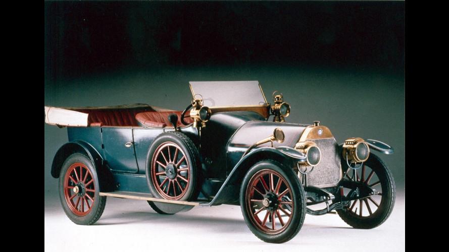 Alfa Romeo: 1910-2010