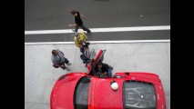 """Il reality russo """"The bachelor"""" all'Autodromo di Modena"""