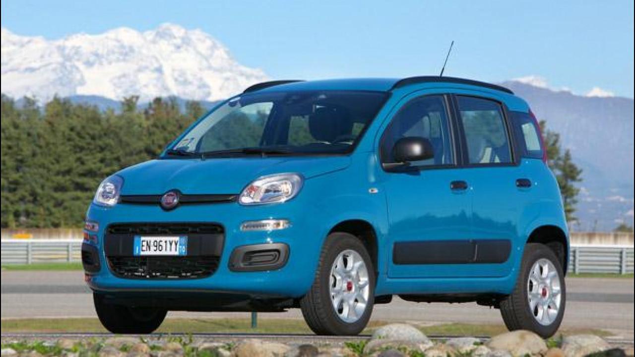 [Copertina] - Nuova Fiat Panda Natural Power
