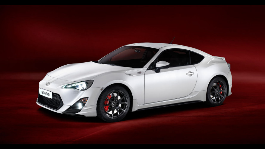 Toyota GT86 TRD Performance Line