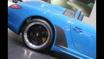 Porsche 911 Speedster al Salone di Parigi 2010