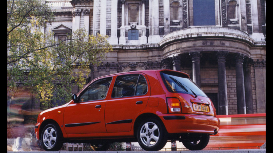 La Nissan Micra a quota 6 milioni