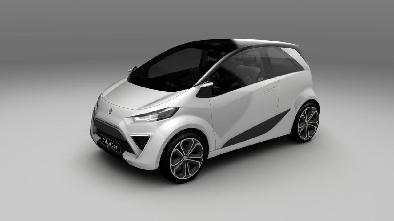 Lotus City Car Concept al Salone di Parigi 2010