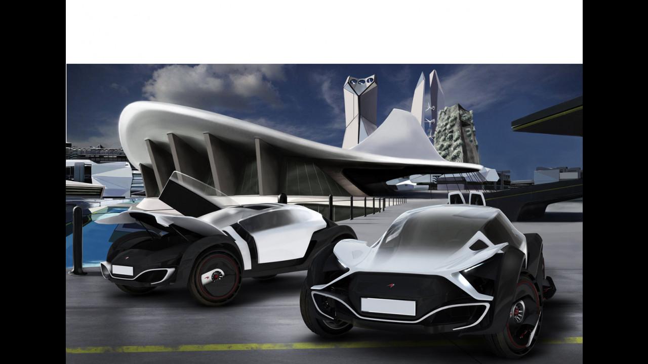 McLaren-IED HOLON