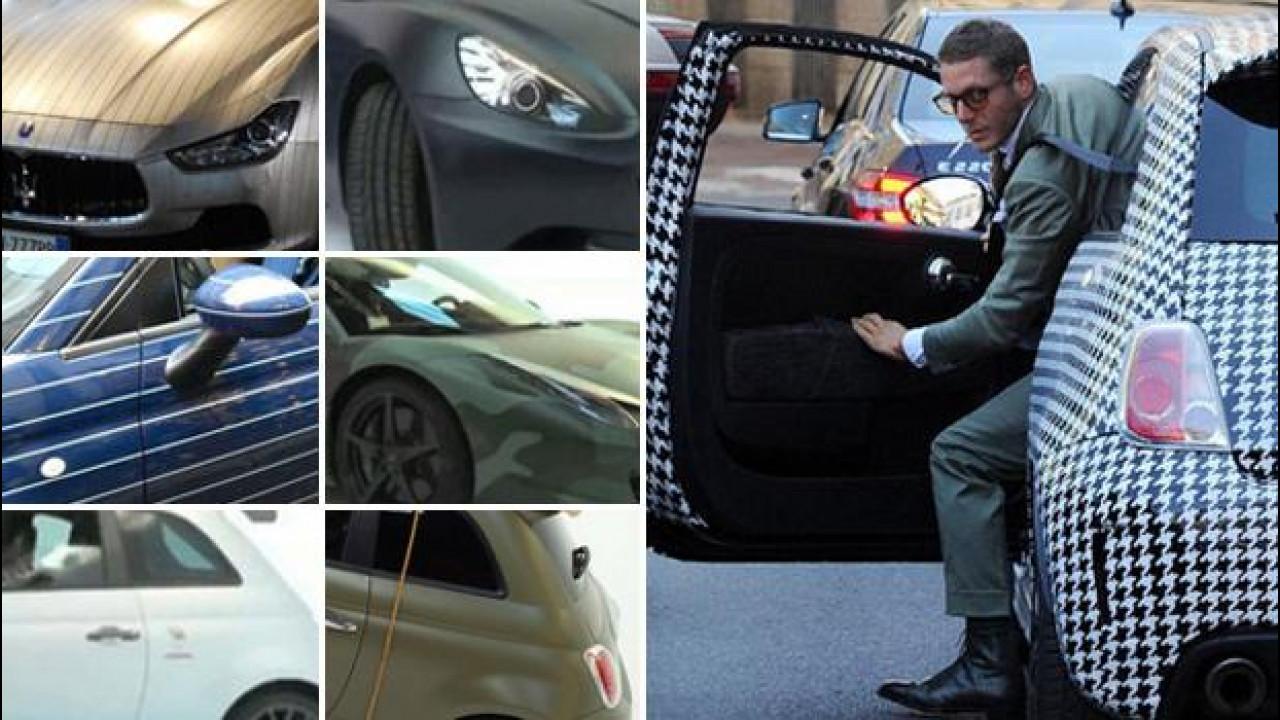 [Copertina] - Lapo Elkann, qual è la sua auto più bella?