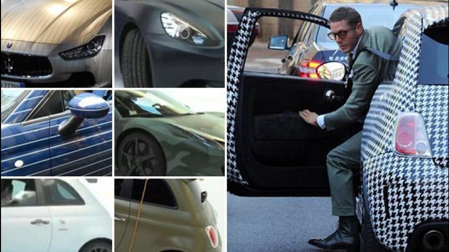 Lapo Elkann, qual è la sua auto più bella?