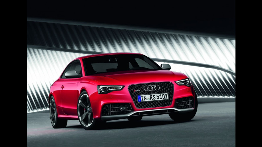 Audi RS 5 Coupé: prezzo di 82.280 euro