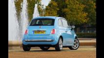 La Fiat 500 TwinAir per il Regno Unito