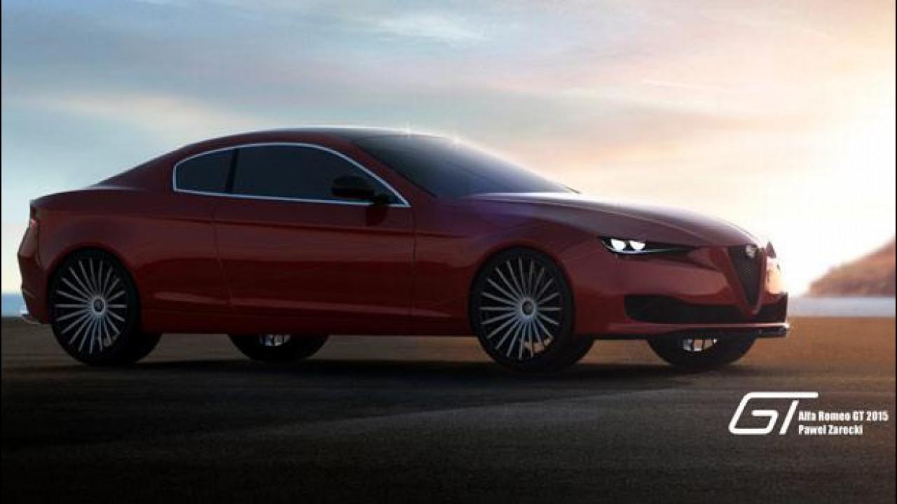 [Copertina] - Alfa Romeo GT, un'idea di super coupé
