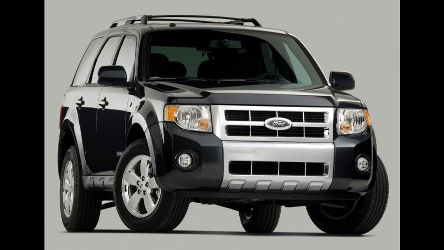 Ford Escape: l'auto del presidente