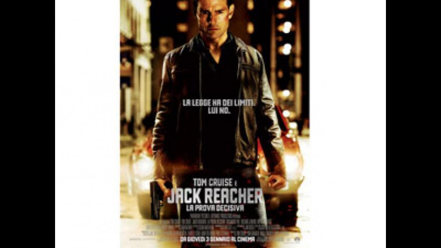 "Incidente d'auto sul set di ""Jack Reacher: La Prova Decisiva"""