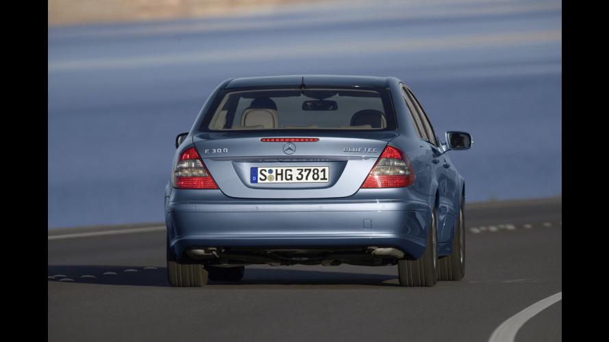 Le Mercedes Bluetec arrivano anche in Europa