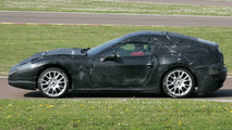 Ferrari Grand Tourer Spy Photo