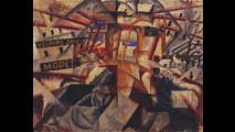 Gino Severini - L'autobus, 1913