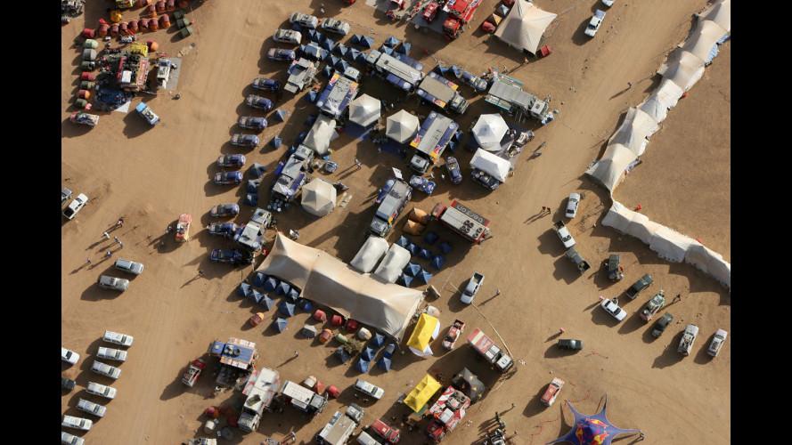 Volkswagen Race Touareg 2 alla Dakar 2009
