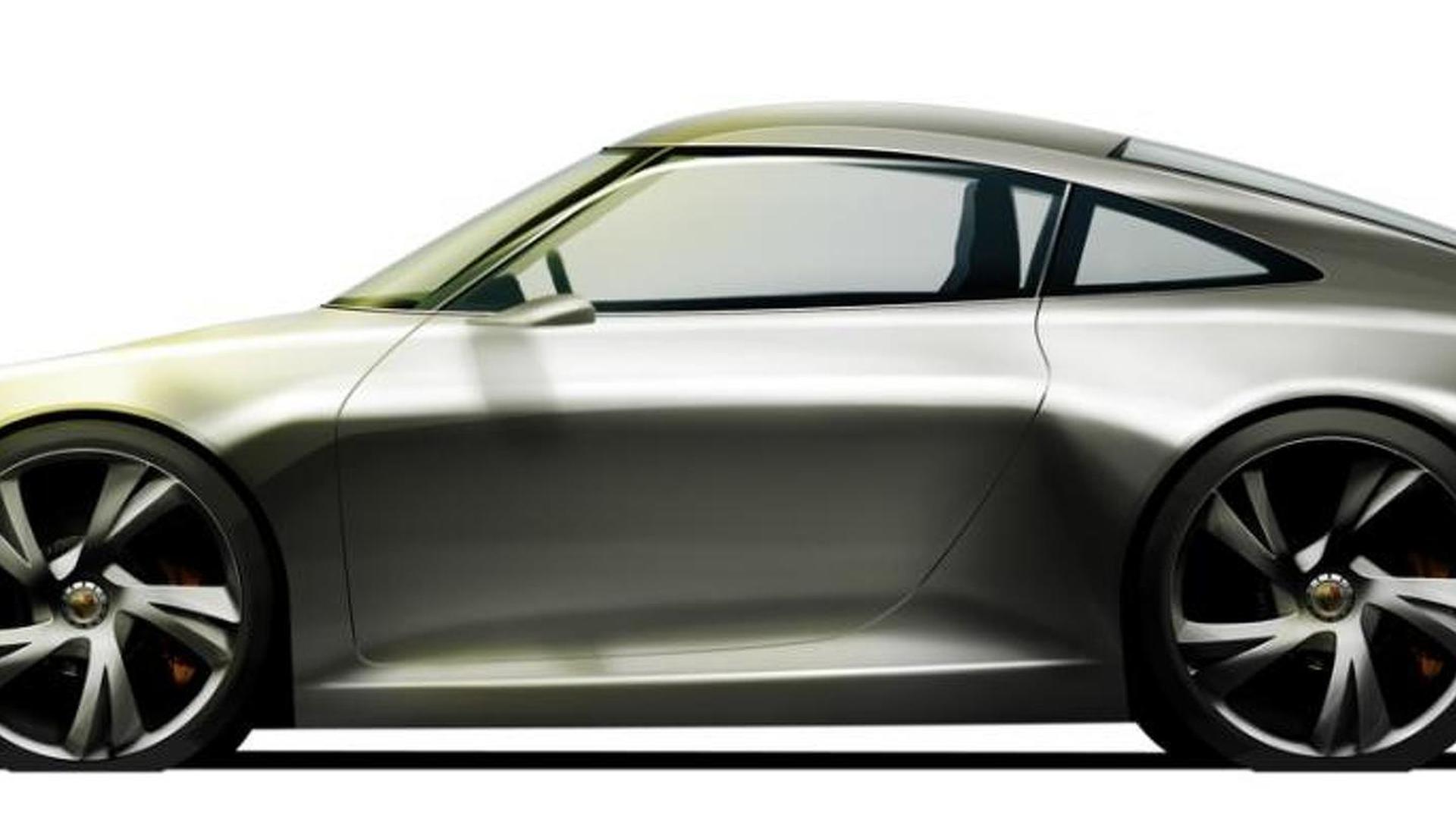 Future Porsche 911 Design Project By Adrian Rivinius 1000 17 08 2017