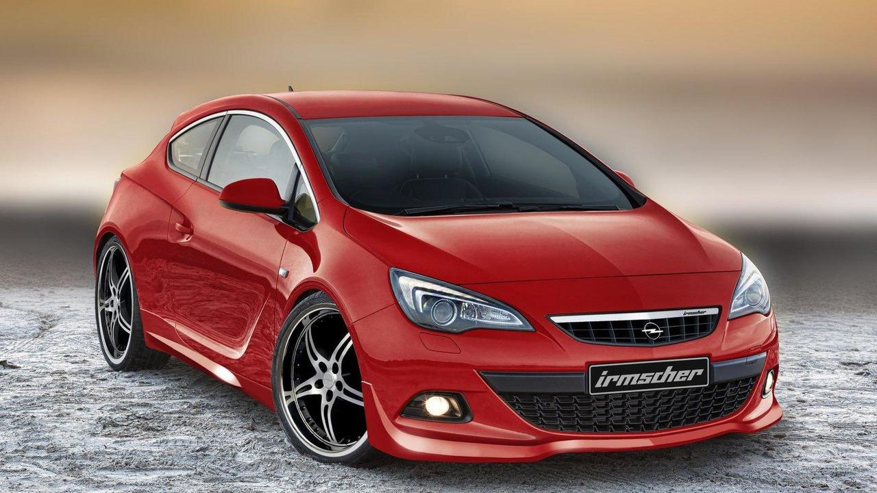 Opel Astra GTC by Irmscher 05.08.2011