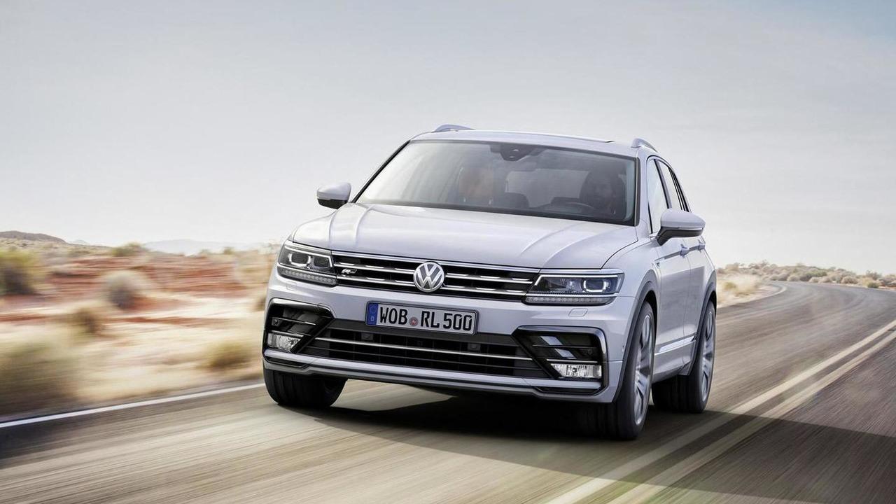 Volkswagen Tiguan (2016)