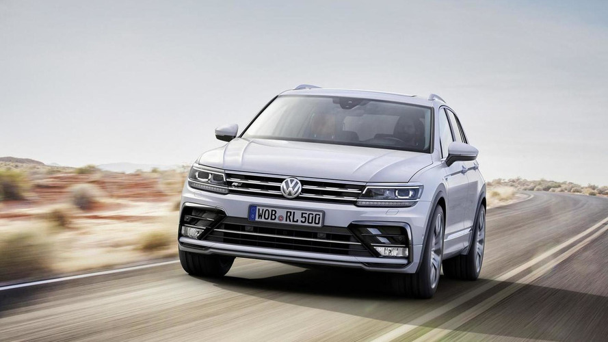 Дизельный VW Tiguan вернулся в Россию: известны цены