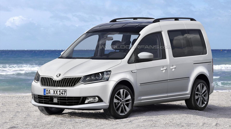 Skoda Roomster reportedly axed