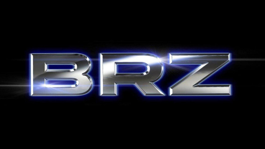 Subaru names its FT-86 the BRZ