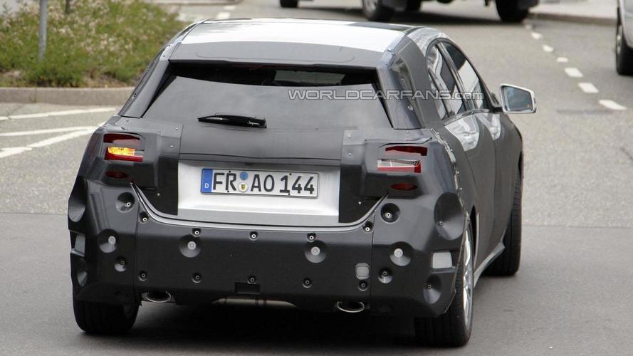 Mercedes A-Class Cabrio coming in 2014 - report