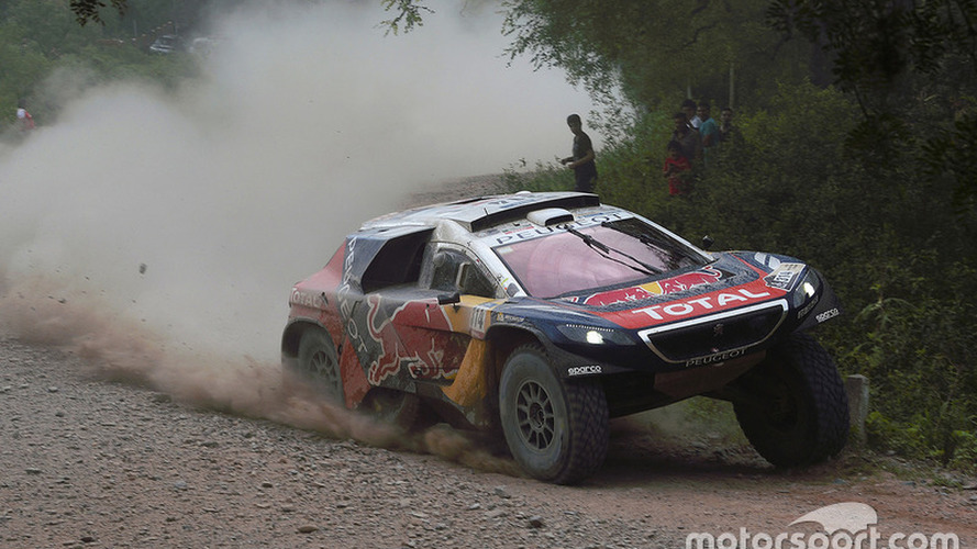 Dakar Cars, Stage 5: Loeb extends lead with third win