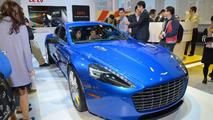 Aston Martin Rapide S concept