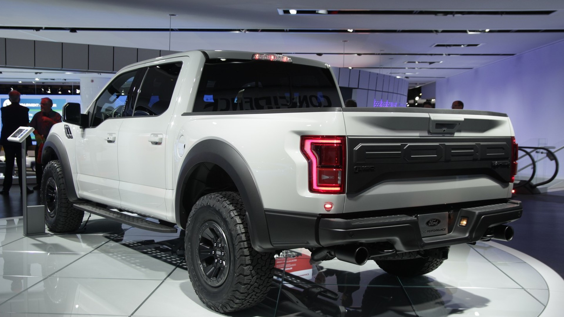 2017 Ford F 150 Raptor Orders Have Begun Most Por Configuration Is