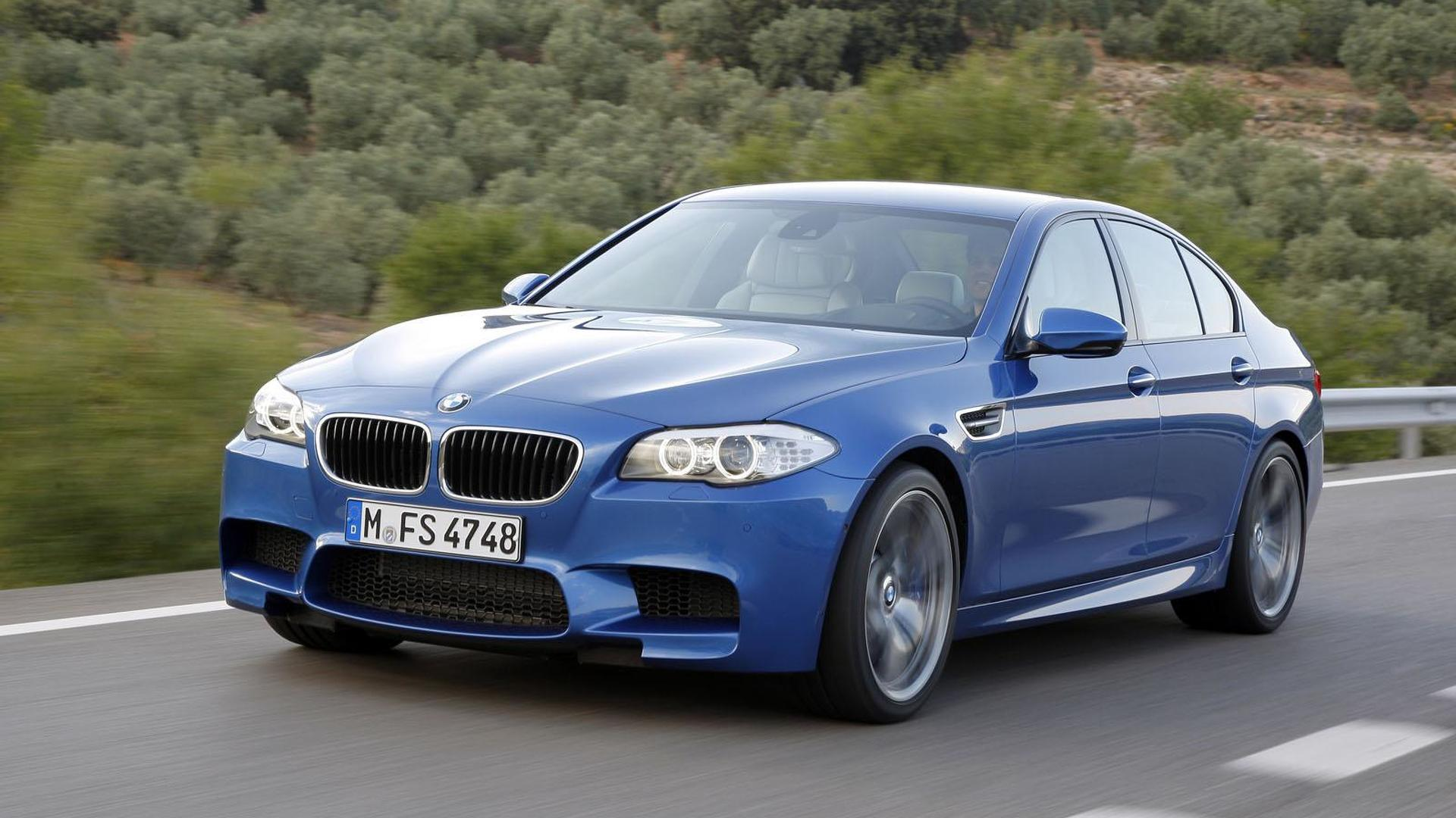 Bmw M5 0 60 >> Bmw F10 M5 Has New 0 To 60 Mph Time Of 3 7 Seconds