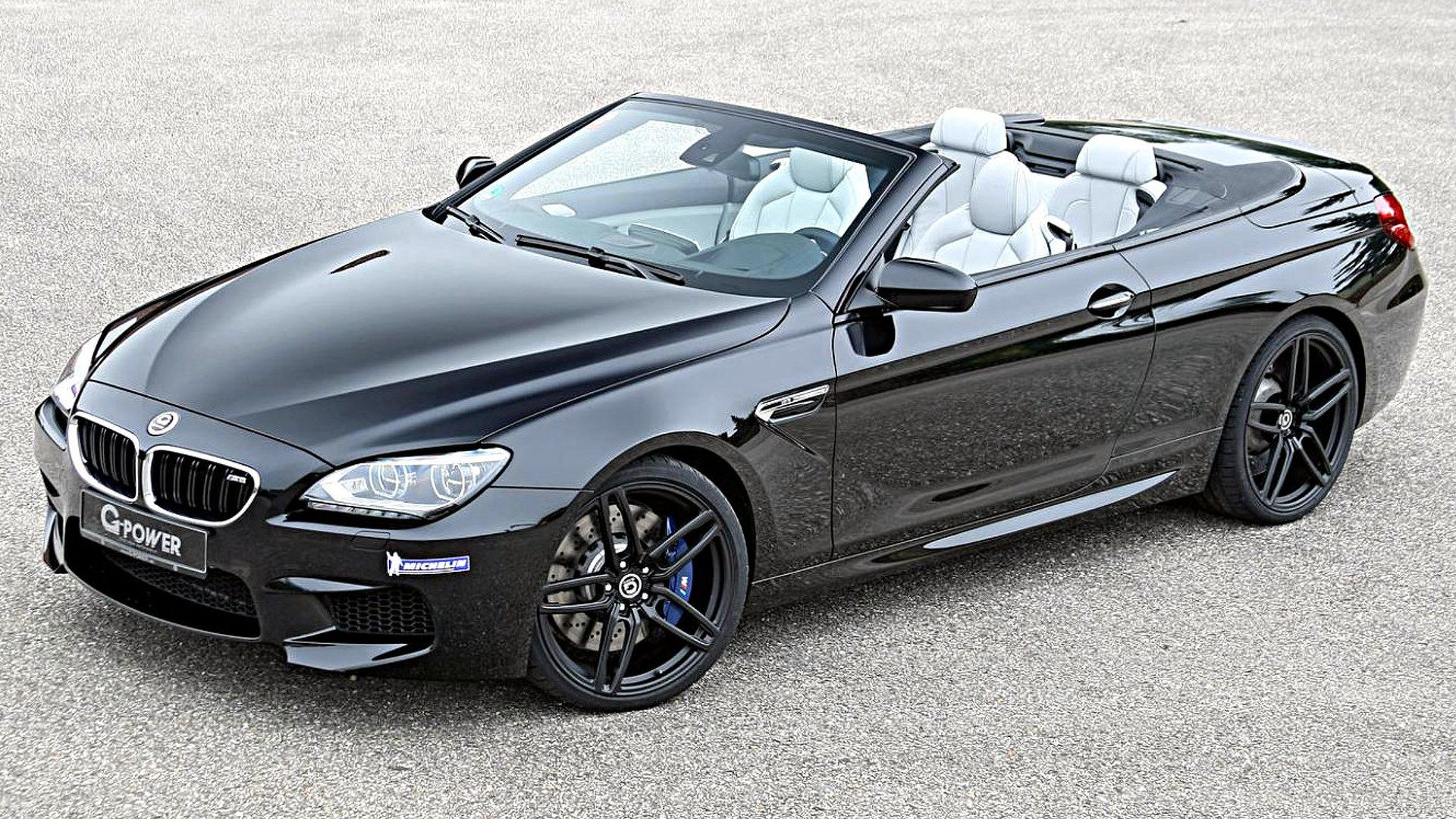 G Power Takes The Bmw M6 Convertible To 740 Ps And 975 Nm