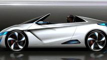 Honda SMALL SPORTS EV CONCEPT - 10.11.2011