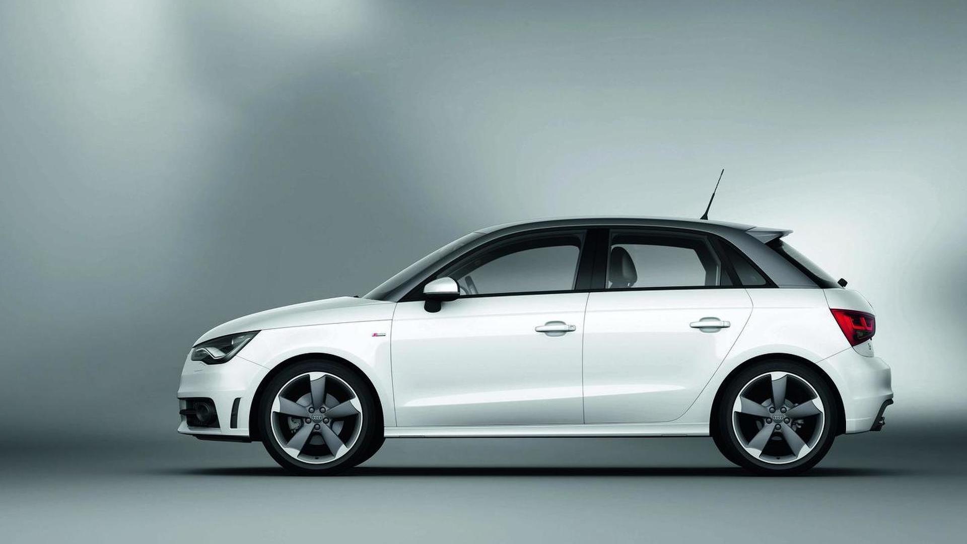 Audi A1 Sportback Cylinder On Demand Animation Video
