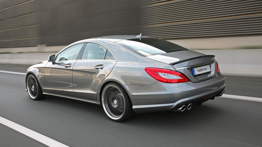 Mercedes CLS 63 AMG by VÄTH
