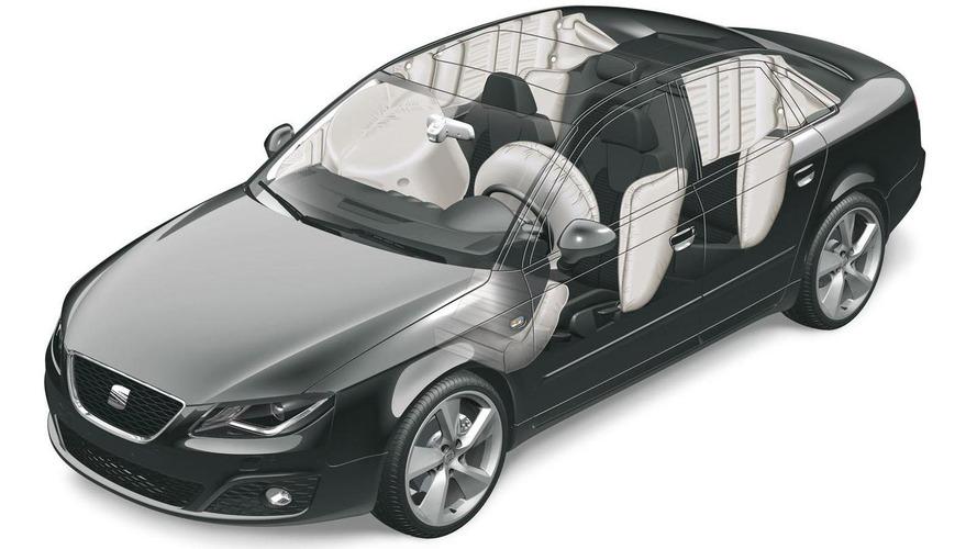 2012 SEAT Exeo facelift revealed