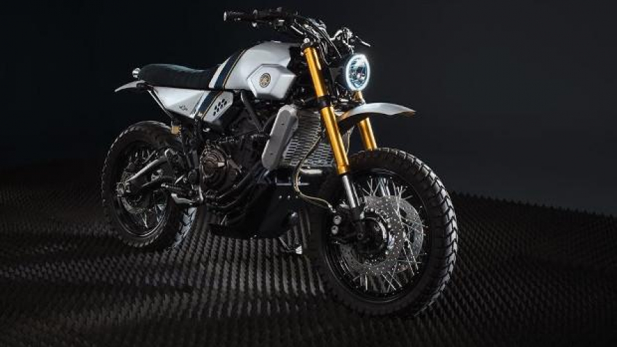 Yamaha XSR 700 by Bunker Custom Motorcycles
