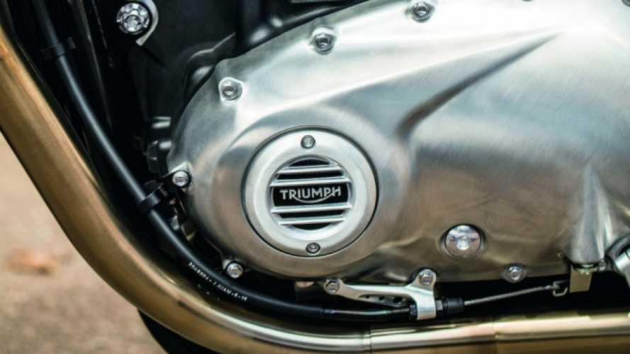 Triumph: spuntano indizi su un nuovo modello