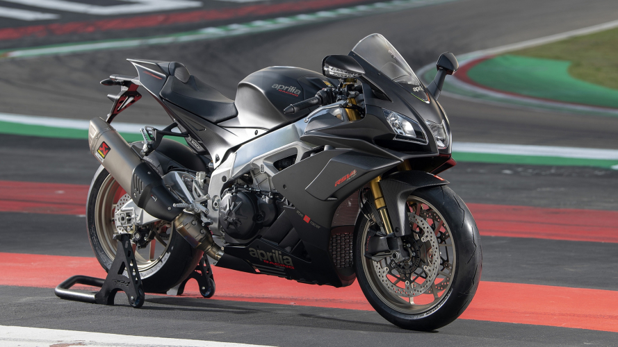 Aprilia Racers Days 2019: le tappe e i corsi di guida in pista