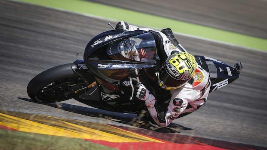 Triumph: il record in Moto2 spalanca le porte alla Daytona 765?